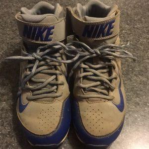 Nike baseball cleats size 5.5Y